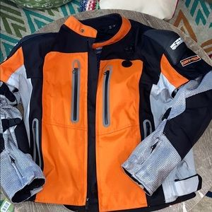 Other - Speed and strength dry tech motorcycle jacket